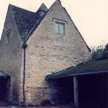 Dovecote at Little Compton Manor House