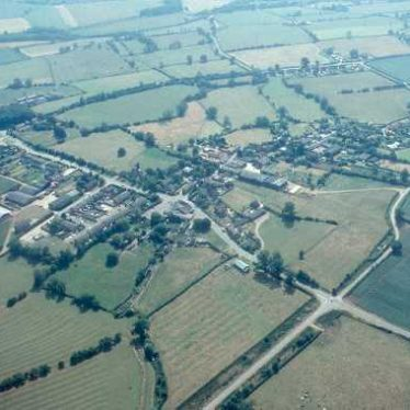 Medieval Shrunken Settlement Remains, Harborough Magna