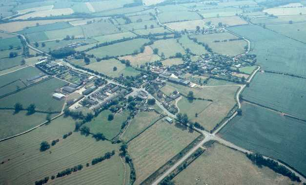 The shrunken Medieval village of Harborough Magna | Warwickshire County Council