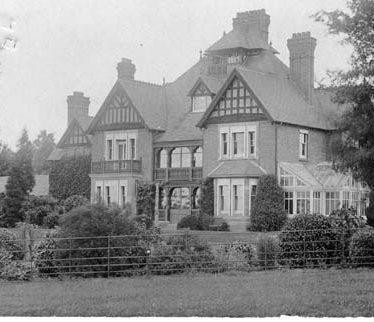 Avenue House, Bishopton