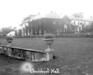 Chadshunt (18th century park)