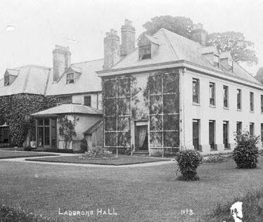Ladbroke Hall grounds