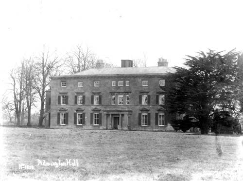 Admington Hall, Admington | Warwickshire County Council