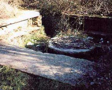 World War II feature: Bofors emplacement at Rugby.