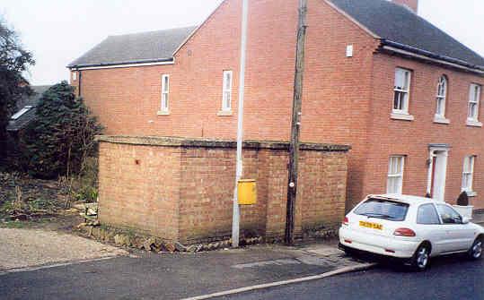 A Second World War air raid shelter in Church Street, Clifton on Dunsmore | A Armishaw