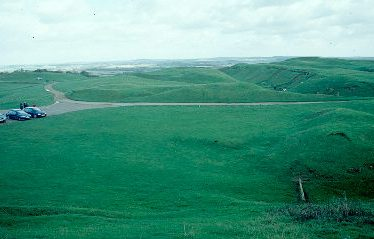 Ironstone Workings on Burton Dassett Hills | Warwickshire County Council