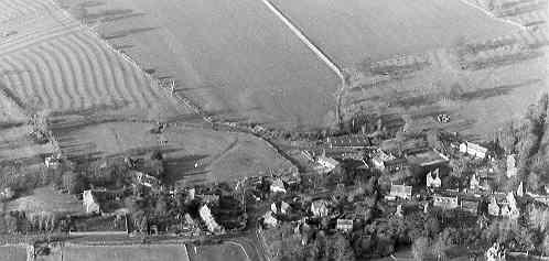 Ridge and furrow earthworks in Avon Dassett | Warwickshire County Council