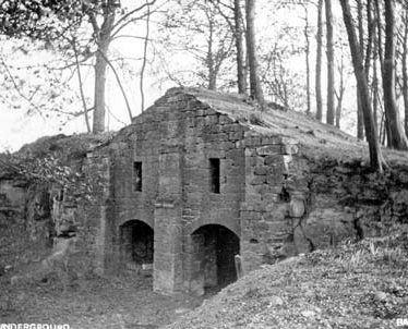 The House Underground, a 19th century sandstone mine, Baxterley | Warwickshire County Council
