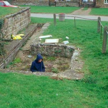 Archaeological recording of a sheepwash in Warmington | Warwickshire County Council