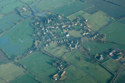The extent of Medieval settlement at Grandborough | Warwickshire County Council