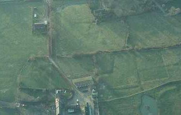 Kites Hardwick Medieval Settlement