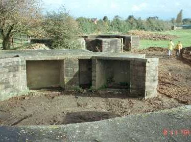 A Second World War anti aircraft battery, Fillongley | Warwickshire County Council