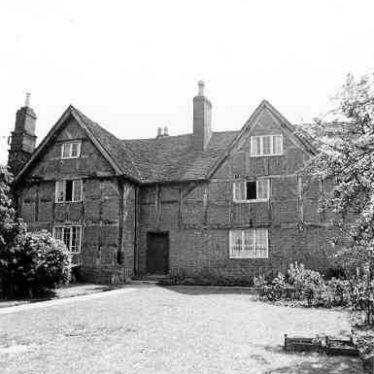 Green Farmhouse, Back Lane, Shustoke
