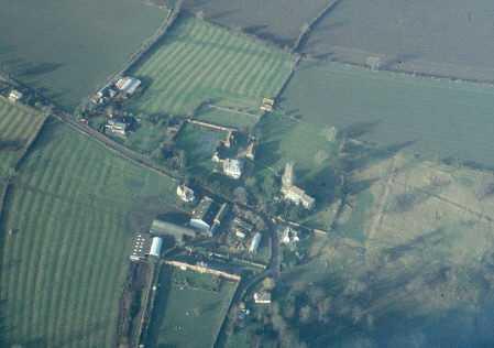 Shrunken village of Ladbroke | Warwickshire County Council