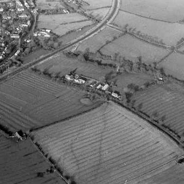 A possible windmill mound visible as an earthwork at Ladbroke | Warwickshire County Council