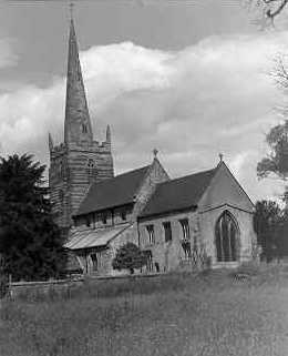 All Saints Church, Ladbroke