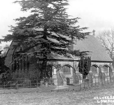 Church of St Luke, Lowsonford
