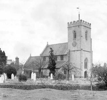 Church of St Michael, Claverdon