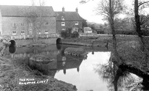 A view of the watermill at Hampton Lucy | Warwickshire County Council