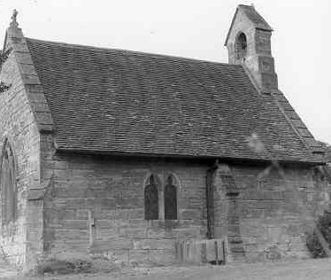 Old Church of St Mary, Ullenhall.