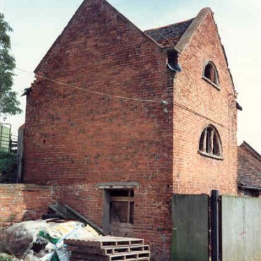 A dovecote at Church Farm, Shustoke | Warwickshire County Council