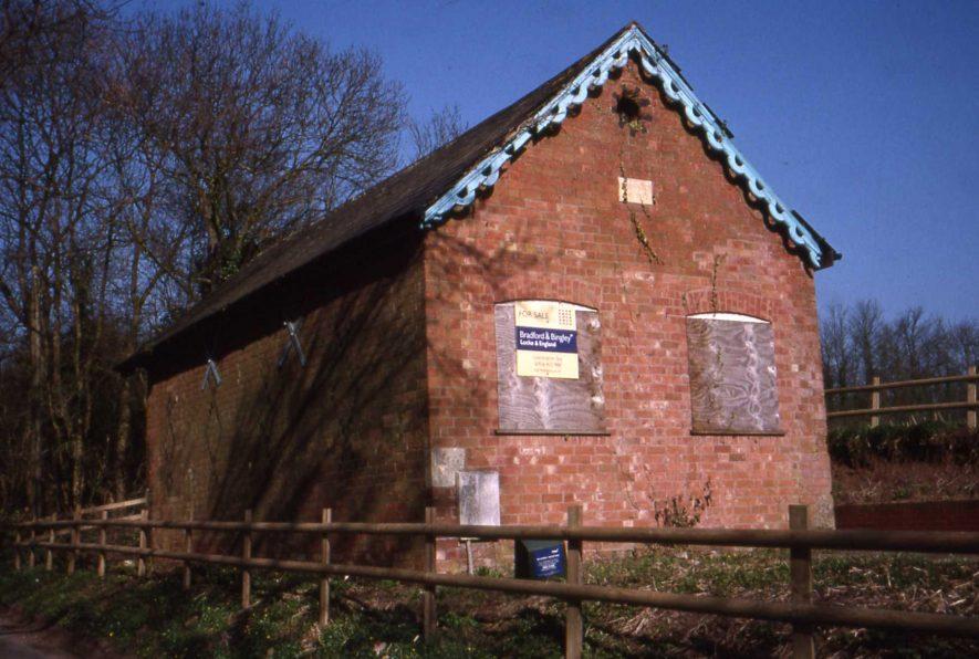 Primitive methodist chapel, Stretton on Dunsmore. | Image courtesy of Anne Langley