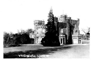 The End of Weddington Castle