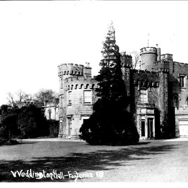 The End of Weddington Castle
