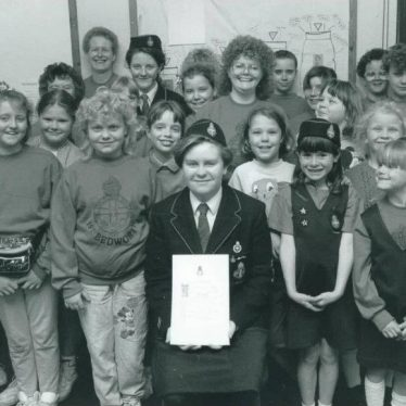 1st Bedworth Girls' Brigade