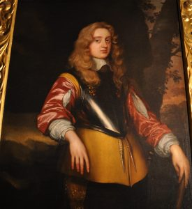 Portrait of Francis or Robert Greville. | Image courtesy of Warwick Castle