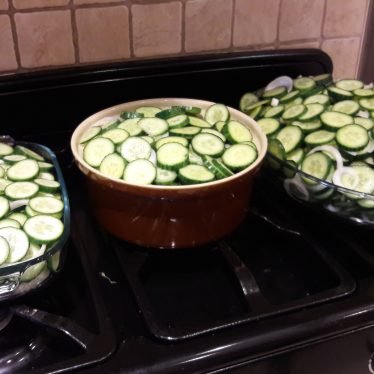 The Heritage Cooking Challenge: Cucumber Catchup