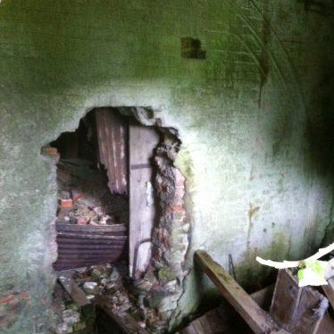 Biggin Mill, interior. | Image courtesy of Frances North