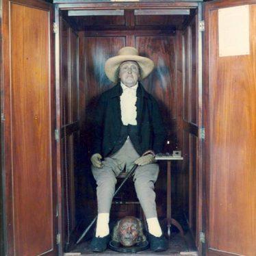 Jeremy Bentham's
