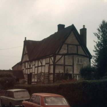 Tales From the Collections. The Disappearing Dwelling of Stretton on Dunsmore