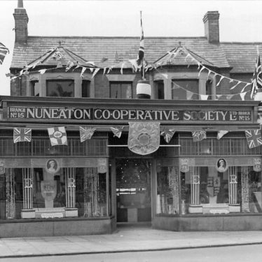Nuneaton Celebrates Queen's Coronation