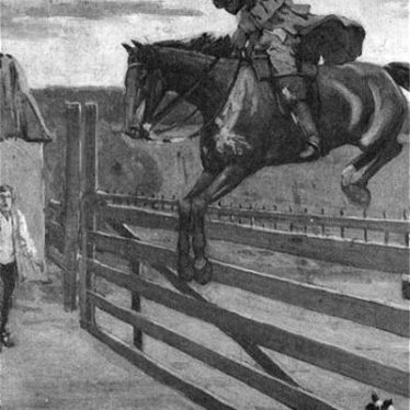 Dick Turpin and the Lost Village of Stretton Baskerville