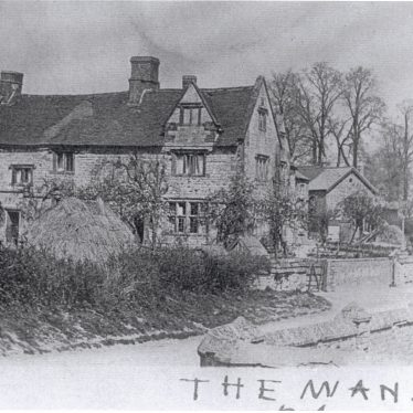The Old Mansion of Bishops Itchington