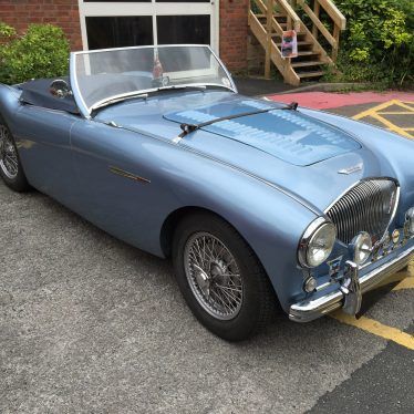 Driving and Owning a Healey