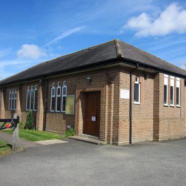 Methodist Church, Rugby Road, Dunchurch