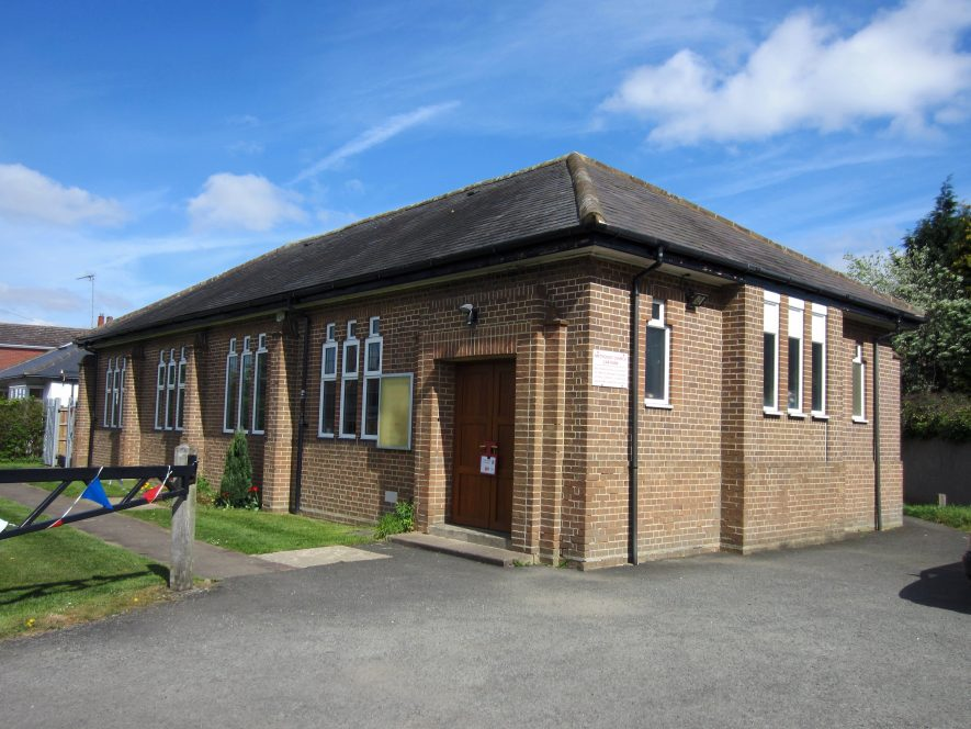 Methodist Church Rugby Road Dunchurch Our Warwickshire