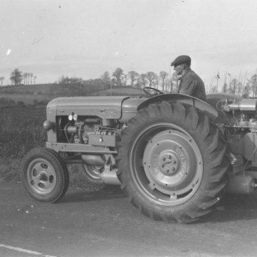 Fordson E1A Major Tractor