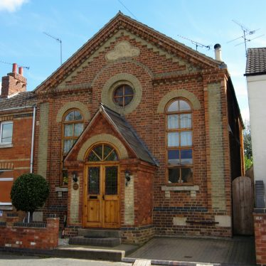 Primitive Methodist Chapel, Chapel Street, Long Lawford