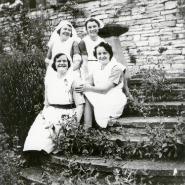 Bidford on Avon. Nurses at Avonside