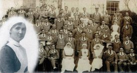 Southam Women in World War One | Image courtesy of Southam Heritage Collection