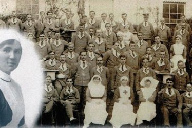 Southam WW1 Red Cross Hospital