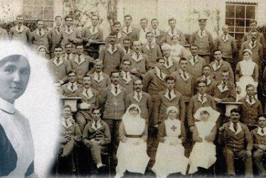 Southam WW1 Red Cross Hospital