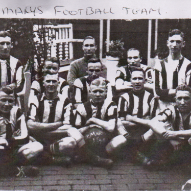 Atherstone Football team 1937/38