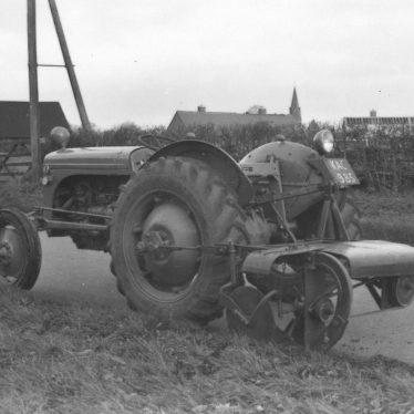 Ferguson TE20 Tractor