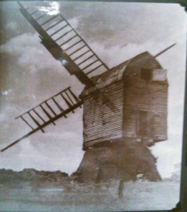 Warton Windmill. | Image supplied by Mary Eaton, given to her by a resident of Warton