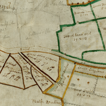A Survey of the Manor of Tachbrook